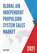 Global Air Independent Propulsion System Sales Market Report 2021