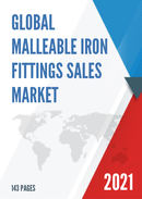 Global Malleable Iron Fittings Sales Market Report 2021