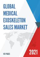 Global Medical Exoskeleton Sales Market Report 2021