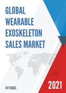 Global Wearable Exoskeleton Sales Market Report 2021
