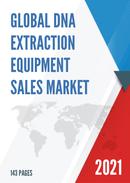 Global DNA Extraction Equipment Sales Market Report 2021