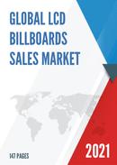 Global LCD Billboards Sales Market Report 2021
