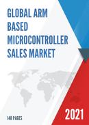 Global ARM Based Microcontroller Sales Market Report 2021