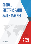 Global Electric Paint Sales Market Report 2021