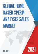 Global Home Based Sperm Analysis Sales Market Report 2021