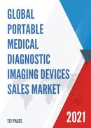 Global Portable Medical Diagnostic Imaging Devices Sales Market Report 2021