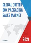 Global Cutter Box Packaging Sales Market Report 2021