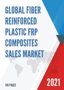 Global Fiber Reinforced Plastic FRP Composites Sales Market Report 2021