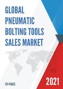 Global Pneumatic Bolting Tools Sales Market Report 2021