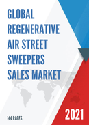 Global Regenerative Air Street Sweepers Sales Market Report 2021