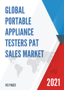 Global Portable Appliance Testers PAT Sales Market Report 2021