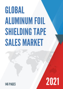 Global Aluminum Foil Shielding Tape Sales Market Report 2021