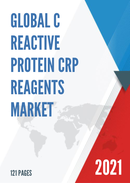 Global C Reactive Protein CRP Reagents Market Research Report 2021