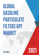 Global Gasoline Particulate Filters GPF Market Insights and Forecast to 2027