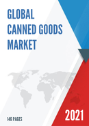 Global Canned Goods Market Insights and Forecast to 2027