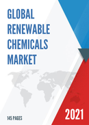 Global Renewable Chemicals Market Insights and Forecast to 2027