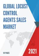 Global Locust Control Agents Sales Market Report 2021