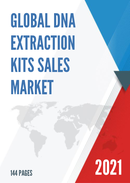 Global DNA Extraction Kits Sales Market Report 2021