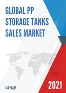 Global PP Storage Tanks Sales Market Report 2021