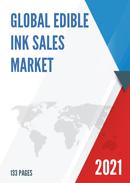 Global Edible Ink Sales Market Report 2021