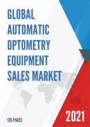 Global Automatic Optometry Equipment Sales Market Report 2021