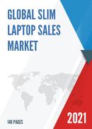 Global Slim Laptop Sales Market Report 2021