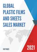 Global Plastic Films and Sheets Sales Market Report 2021