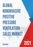 Global Noninvasive Positive pressure Ventilation Sales Market Report 2021