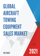 Global Aircraft Towing Equipment Sales Market Report 2021