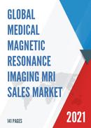 Global Medical Magnetic Resonance Imaging MRI Sales Market Report 2021