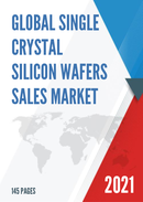 Global Single Crystal Silicon Wafers Sales Market Report 2021
