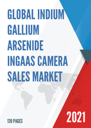Global Indium Gallium Arsenide InGaAs Camera Sales Market Report 2021