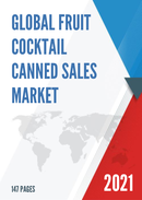 Global Fruit Cocktail Canned Sales Market Report 2021