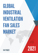 Global Industrial Ventilation Fan Sales Market Report 2021