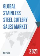 Global Stainless Steel Cutlery Sales Market Report 2021