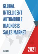 Global Intelligent Automobile Diagnosis Sales Market Report 2021
