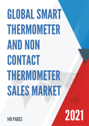 Global Smart Thermometer and Non Contact Thermometer Sales Market Report 2021