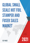 Global Small Scale Hot Foil Stamper and Fuser Sales Market Report 2021
