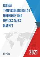Global Temporomandibular Disorders TMD Devices Sales Market Report 2021