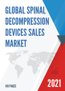 Global Spinal Decompression Devices Sales Market Report 2021