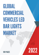 Global and United States Commercial Vehicles LED Bar Lights Market Insights Forecast to 2027