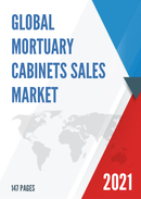 Global Mortuary Cabinets Sales Market Report 2021