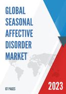 Global Seasonal Affective Disorder Market Size Status and Forecast 2021 2027