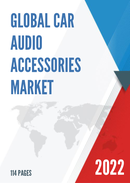 Global Car Audio Accessories Market Size Status and Forecast 2021 2027