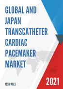 Global and Japan Transcatheter Cardiac Pacemaker Market Insights Forecast to 2027