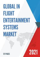 Global In flight Entertainment Systems Market Size Status and Forecast 2021 2027
