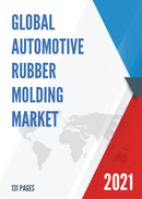 Global Automotive Rubber Molding Market Size Manufacturers Supply Chain Sales Channel and Clients 2021 2027