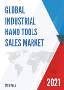Global Industrial Hand Tools Sales Market Report 2021