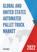 China Automated Pallet Truck Market Report Forecast 2021 2027