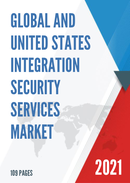 Global and United States Integration Security Services Market Size Status and Forecast 2021 2027